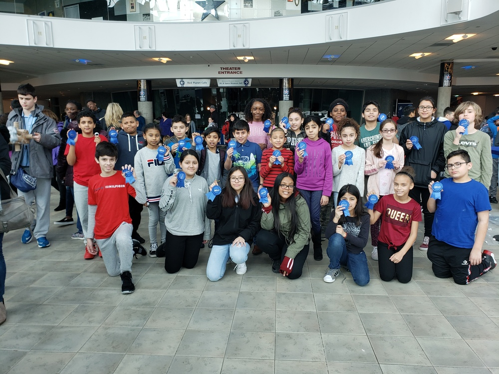 STEM Students Have an Egg-celent Time at the Cradle of Aviation