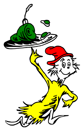 Green Eggs and Ham Day!