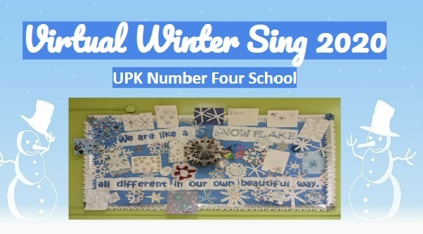 UPK Virtual Winter Sing 2020