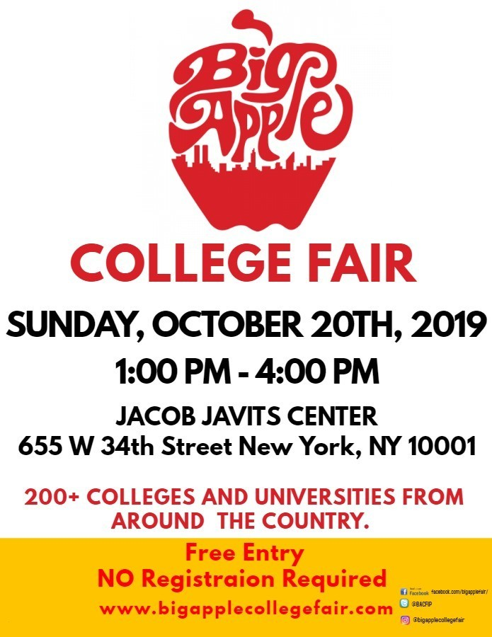 Big Apple College Fair