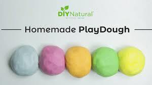 PlayDough Recipe/Benefits