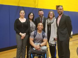 Rohan Murphy Shares His Story at LMS