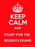 Countdown to June Regents Exams!!!