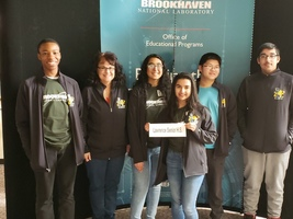 Lawrence HS Science Bowl Team Participates in National Science Bowl Prelim