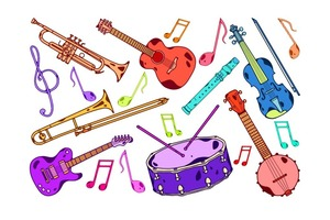 Middle School Instrument Pick Up Information