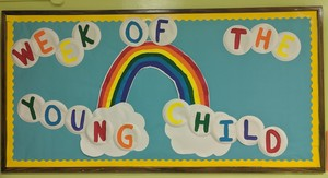 Week of the Young Child April 8th-12th
