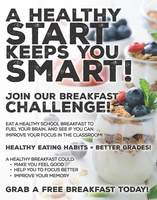 National School Breakfast Week is March 2-6
