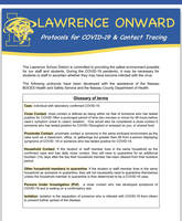 Lawrence Onward  Contact Tracing