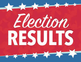 May 21, 2019 Annual Election Results