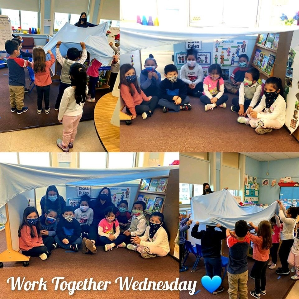 working together room 6