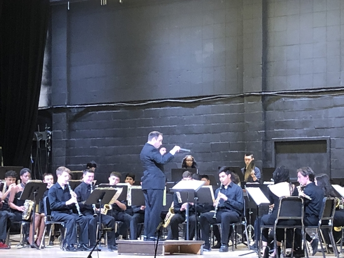 HS wind ensemble
