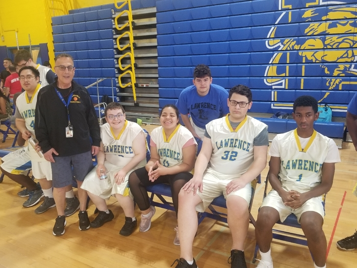 Unified Basketball season opener
