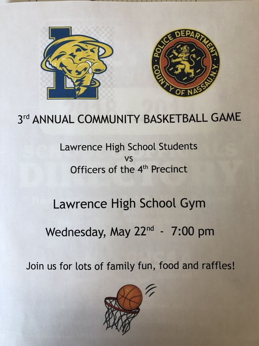 Community Basketball Game