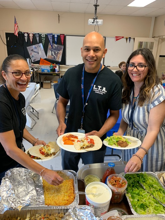 Teacher Appreciation Week: Fiesta Friday!