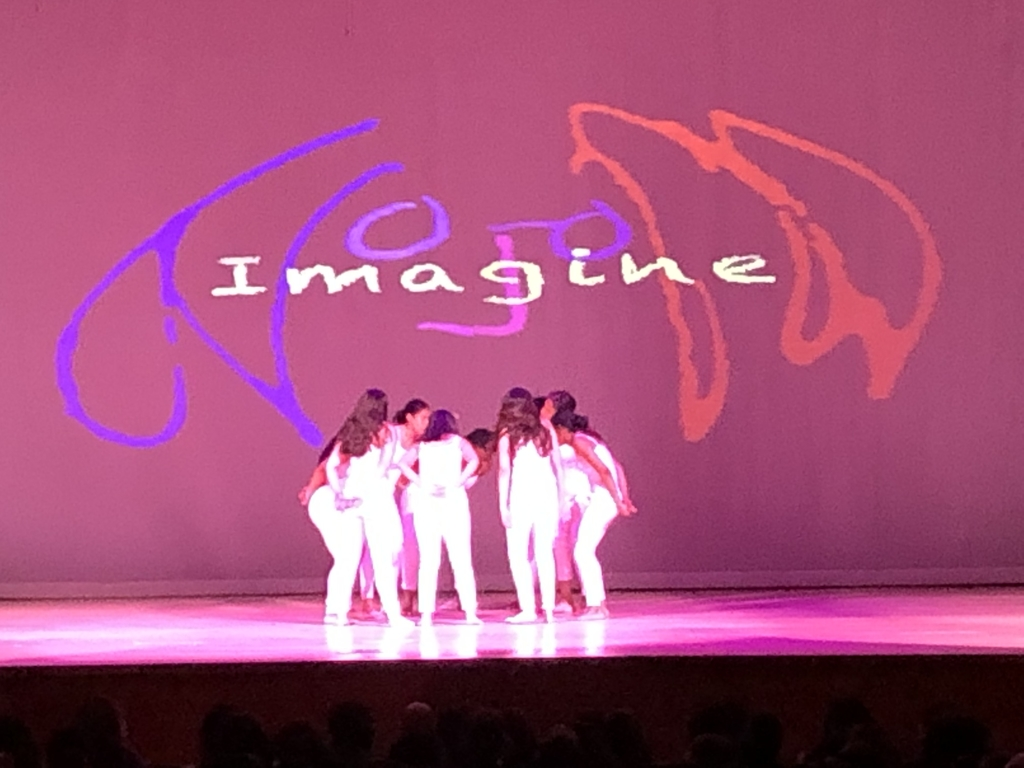 Imagine dancers