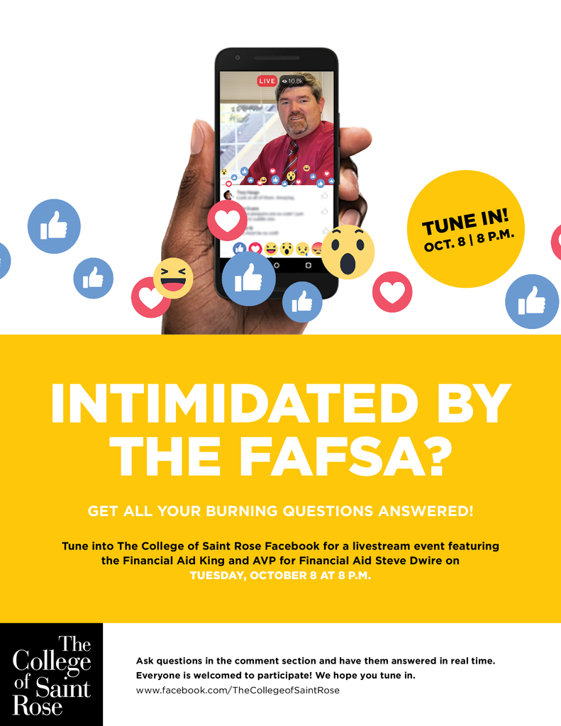 FAFSA Webstream