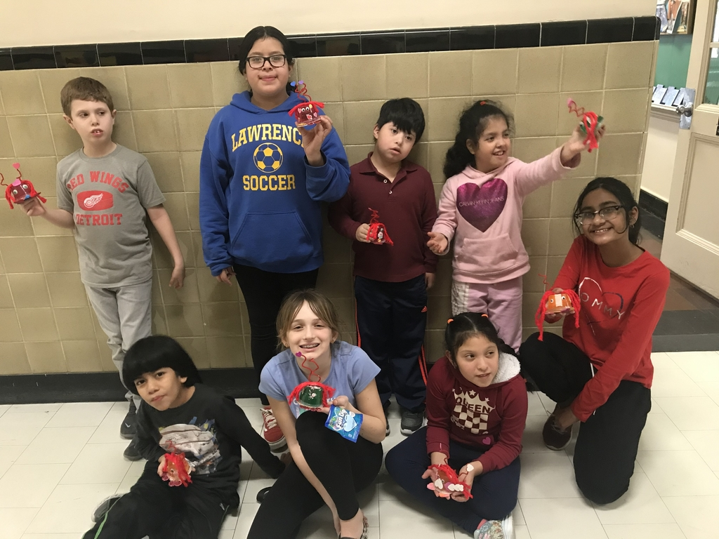 Celebrating our friendships by making Lovebugs at the PRISE program