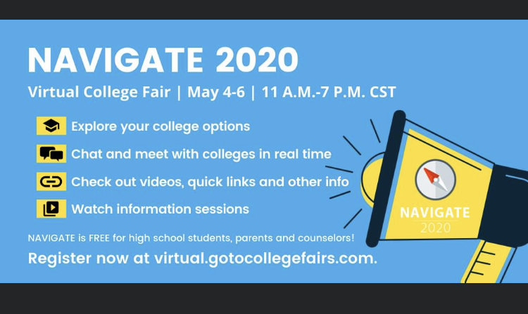 virtual college fairs