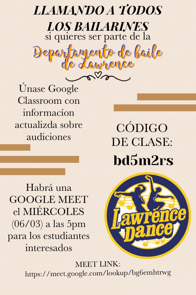 Dance Auditions 2